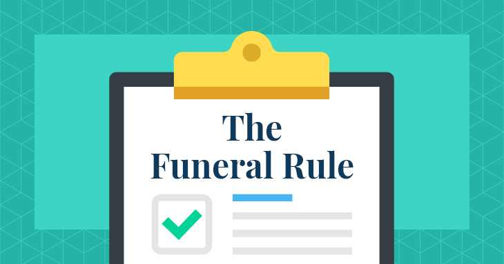 the funeral rule